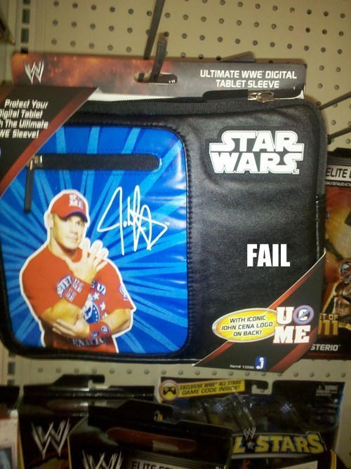 Out of This World Wrestling FAIL