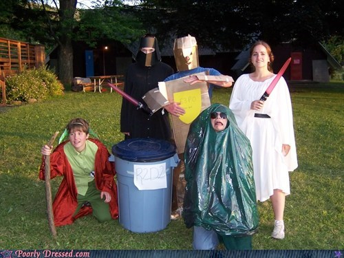 Star Wars Cosplay On A Budget