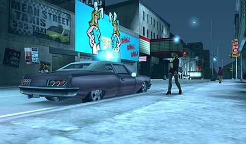 Grand Theft Auto III for Android of the Day