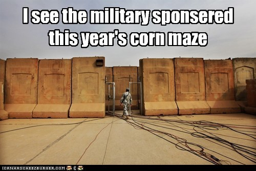 Soliders of the Corn