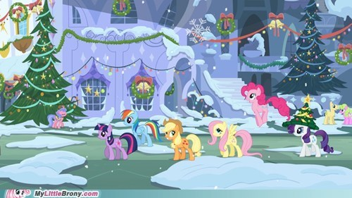 SPOILERS: Hearth's Warming Eve