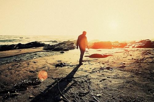 beach,getaways,person,sand,unknown location,walking
