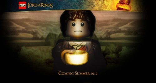 Lord of the Rings Lego Announcement of the Day