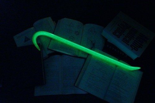 Glow-in-the-Dark Crowbar of the Day