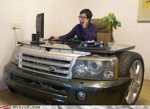 car desk,cubicles,feeling inadequate
