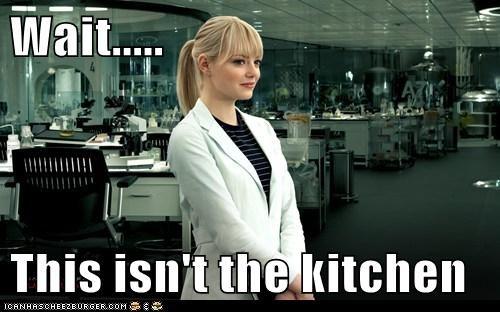 Wait.....  This isn't the kitchen