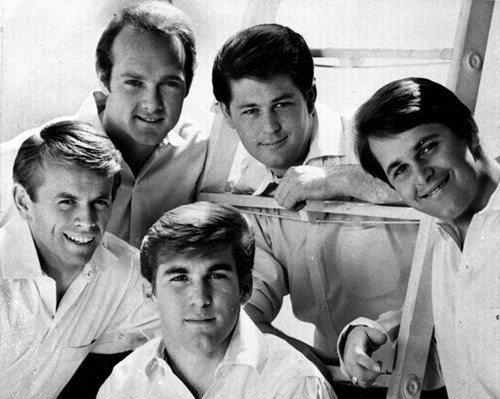 New Beach Boys Tour of the Day