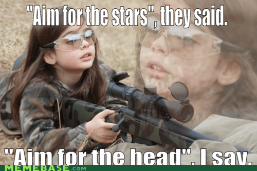 Shoot Them to the Moon