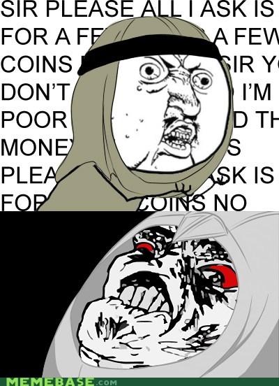 Poor People... Worse Than Templars