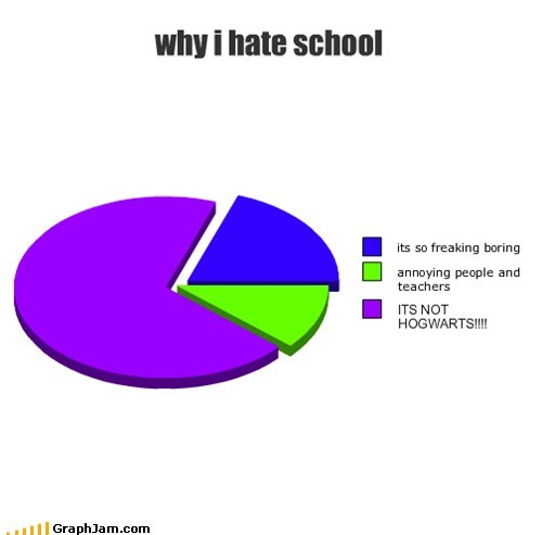 why i hate school