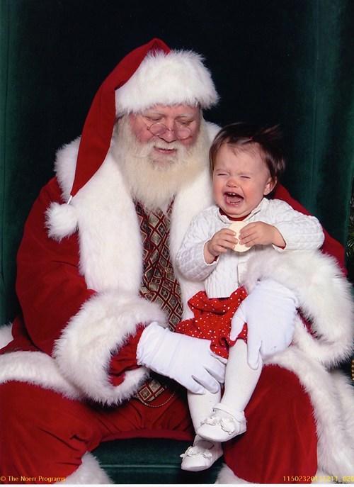 baby,creepy,crying,mall,no touching,santa