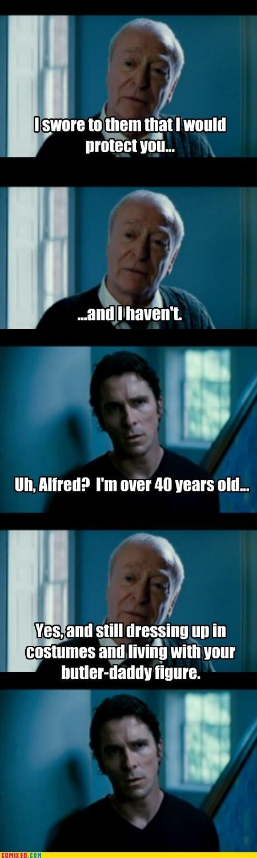 I Failed You Bruce
