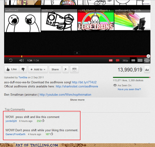 comments,like,shift,youtube