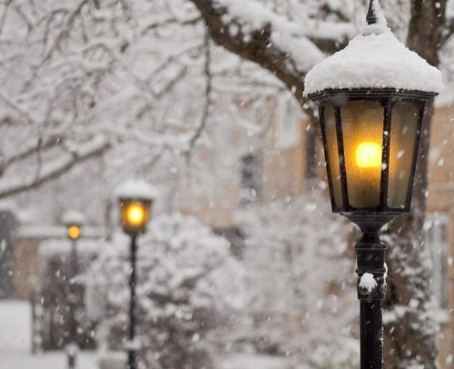 lamppost,lampposts,snow,white,winter