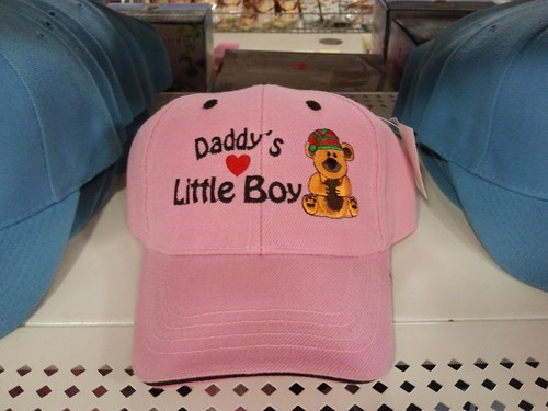 Daddy's Little Boy is Also Bucking Traditional Gender Constructions