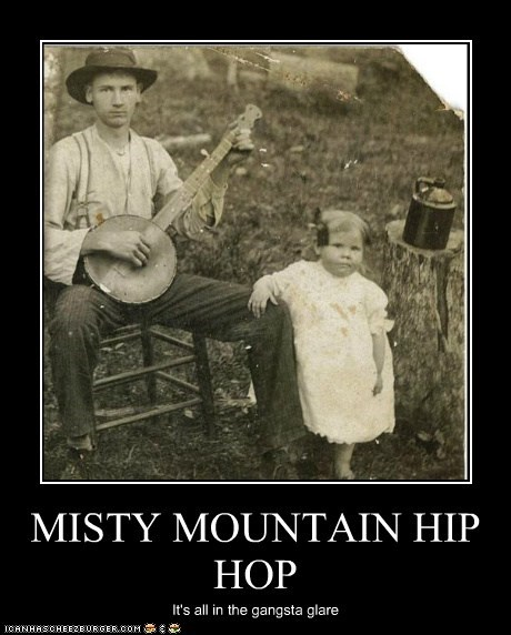 MISTY MOUNTAIN HIP HOP