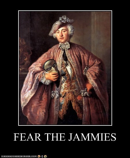 FEAR THE JAMMIES
