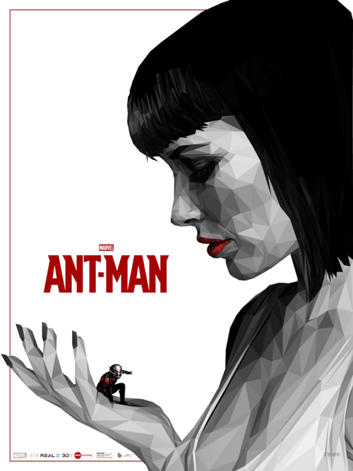 Vote on Which Ant-Man Poster Will Be Handed Out At 3D Premiere Screenings