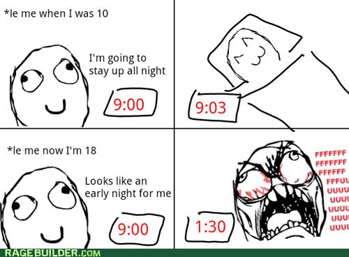 If the Sun Isn't Up, It's Still Early