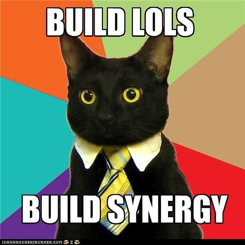 BUILD LOLS