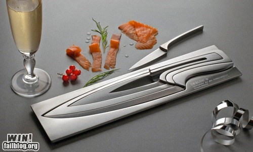 Recursion Knives WIN
