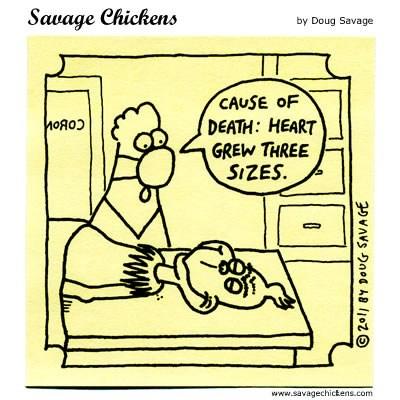 Savage Chickens,Webcomic
