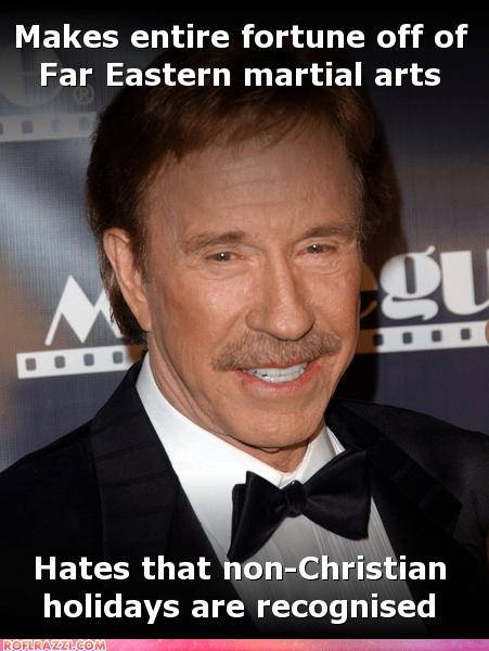 Scumbag Chuck Norris