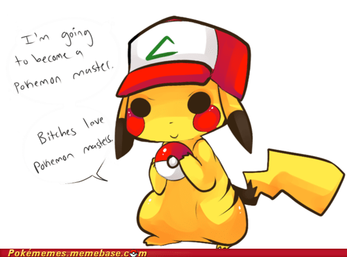 Pokémemes: Are You Seriously Playing Those Pokeymans Again, Loser?