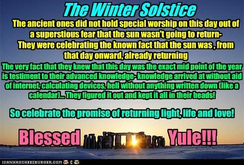 Merry Solstice 2011