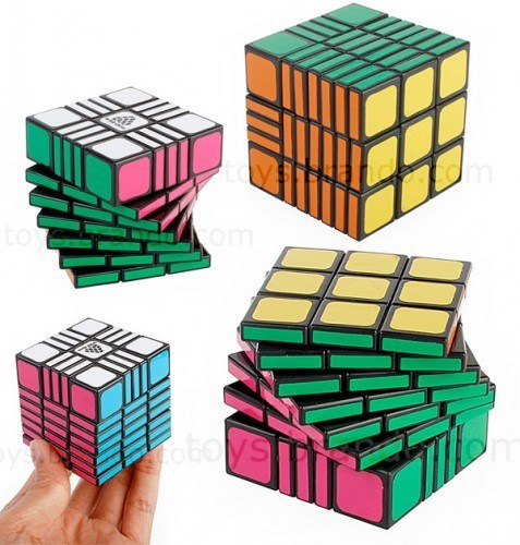 Extra-Tough Rubik's Cube of the Day