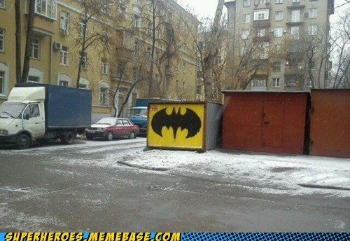 Dump Your Batman Here