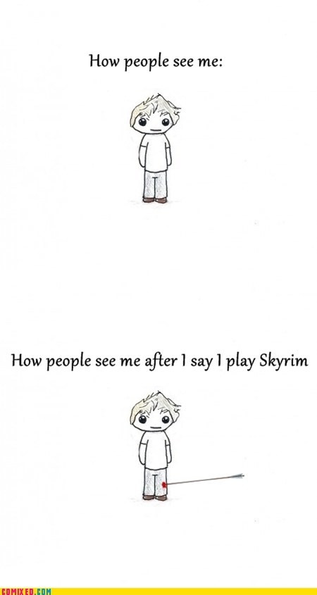 The Dark Side of Skyrim