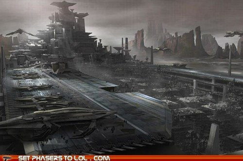 New John Carter Concept Art