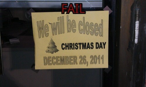 FAIL Nation: Thank God They're Still Open FAIL