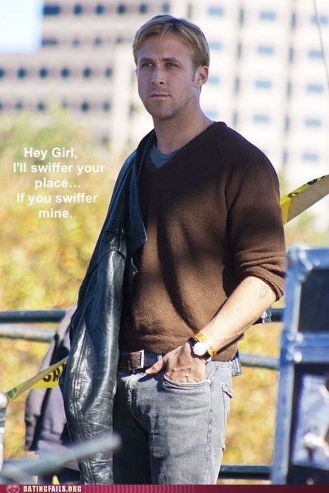 Breaking News: Ryan Gosling Is Still Dreamy