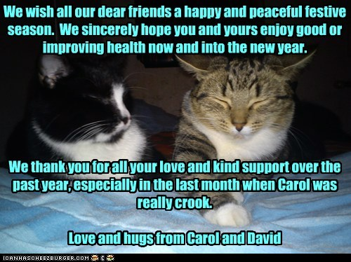 Love and hugs from beernbiccies and Cat_a_lyst.