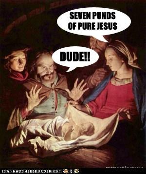 baby,dude,historic lols,jesus,religion,religious,seven,seven pounds,whoa