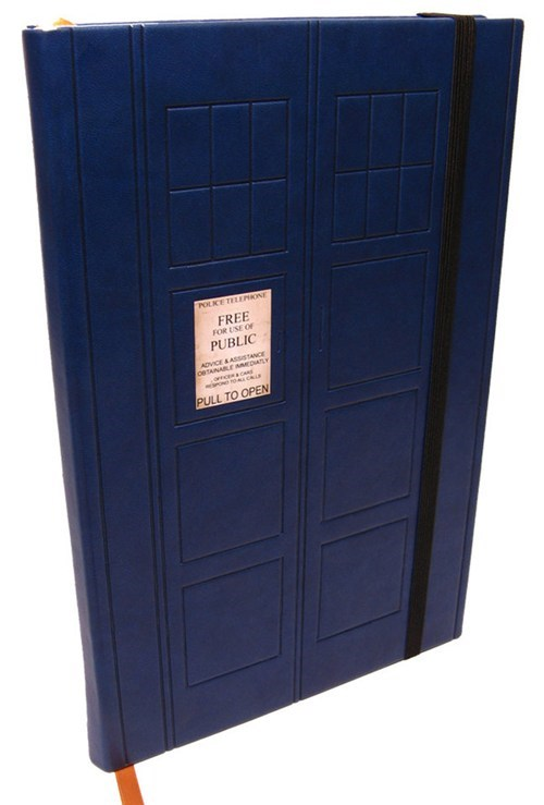 TARDIS Journal of the Day
