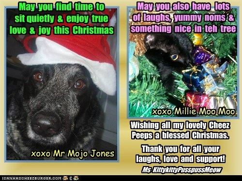 Merry Christmas Everyone from Ms KkPpM
