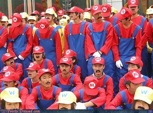 asians,fashion,g rated,itsa them,Marios,poorly dressed