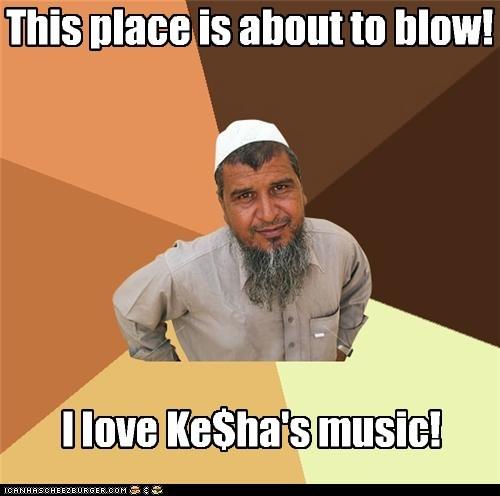 dance,keha,Memes,Music,terrorist