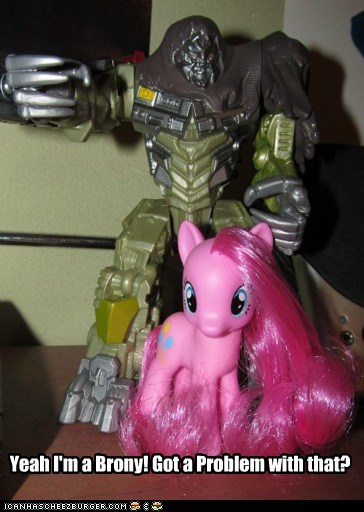 Decepticon Brony's are Scary!