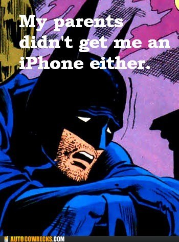 Autocowrecks: Batman Problems