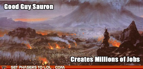 Good Guy Sauron