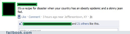 Failbook: USA! USA! USA!