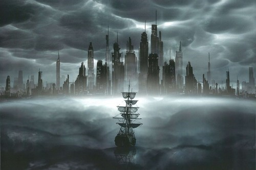 Cloud Atlas Concept Art of the Day