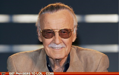 Happy Birthday, Stan Lee!
