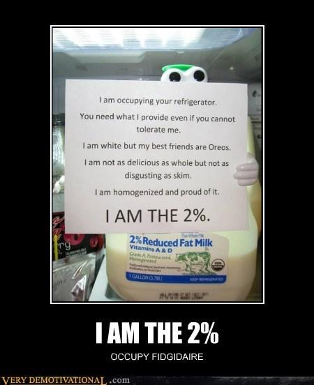 1,2,fridge,hilarious,milk,occupy