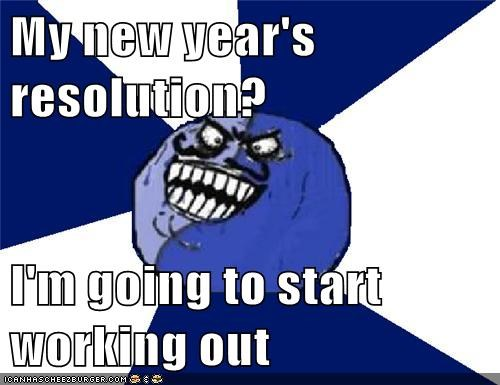 Resolutions Are the Worst