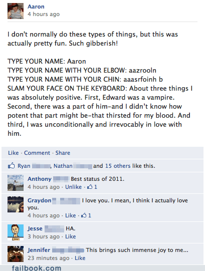 copypasta,facebook,failbook,Featured Fail,g rated,social media,twilight,win